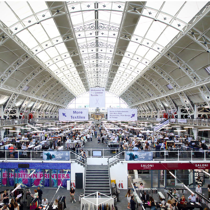 Discover What to Expect from the London Textile Trade Fair 2019 (4) london textile trade fair Discover What to Expect from the London Textile Trade Fair 2019 Discover What to Expect from the London Textile Trade Fair 2019 4