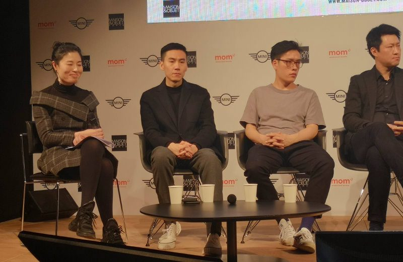 Rising Talents of Maison et Objet 2019 Shined at Today`s Conference