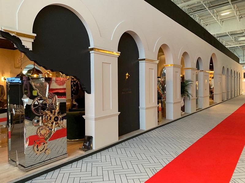 Stands You Can't Miss From Top Luxury Brands At Maison et Objet Paris 2019 ➤ #covetedmagazine #interiordesign #homedecor #maisonetobjet2019 #maisonetobjet #parisdecooff2019 ➤ www.covetedition.com ➤ @covetedmagazine @bocadolobo @delightfulll @brabbu @essentialhomeeu @circudesign @mvalentinabath @luxxu @covethouse_ @rug_society @pullcast_jewelryhardware @byfoogo Maison et Objet 2019 StandsYou Can't Miss From Top Luxury Brands At Maison et Objet 2019 Stands You Cant Miss From Top Luxury Brands At Maison et Objet 2019 BL 1
