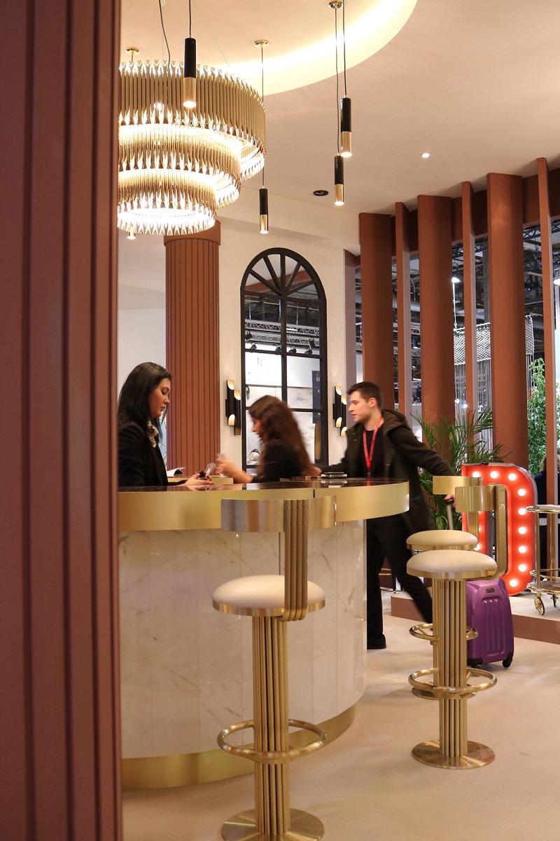 Stands You Can't Miss From Top Luxury Brands At Maison et Objet Paris 2019 ➤ #covetedmagazine #interiordesign #homedecor #maisonetobjet2019 #maisonetobjet #parisdecooff2019 ➤ www.covetedition.com ➤ @covetedmagazine @bocadolobo @delightfulll @brabbu @essentialhomeeu @circudesign @mvalentinabath @luxxu @covethouse_ @rug_society @pullcast_jewelryhardware @byfoogo Maison et Objet 2019 StandsYou Can't Miss From Top Luxury Brands At Maison et Objet 2019 Stands You Cant Miss From Top Luxury Brands At Maison et Objet 2019 DL 1