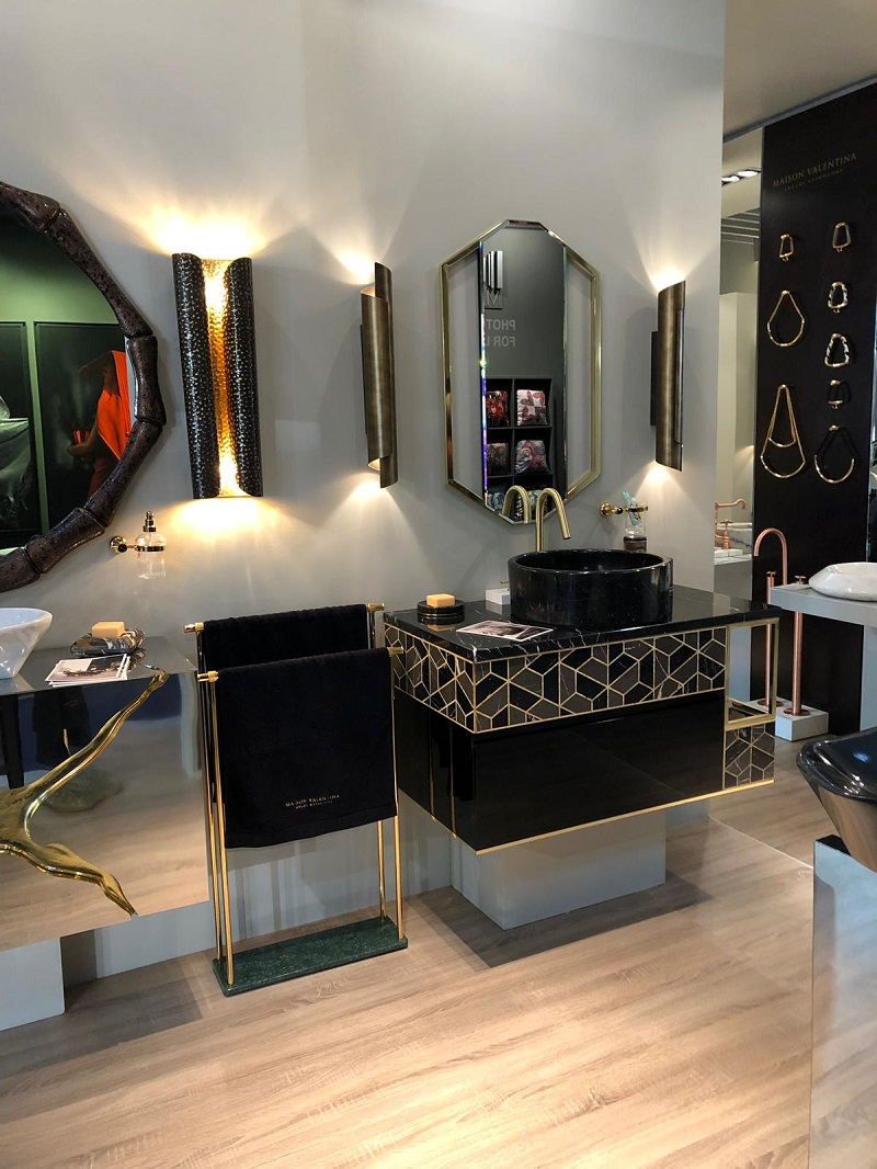 Stands You Can't Miss From Top Luxury Brands At Maison et Objet Paris 2019 ➤ #covetedmagazine #interiordesign #homedecor #maisonetobjet2019 #maisonetobjet #parisdecooff2019 ➤ www.covetedition.com ➤ @covetedmagazine @bocadolobo @delightfulll @brabbu @essentialhomeeu @circudesign @mvalentinabath @luxxu @covethouse_ @rug_society @pullcast_jewelryhardware @byfoogo Maison et Objet 2019 StandsYou Can't Miss From Top Luxury Brands At Maison et Objet 2019 Stands You Cant Miss From Top Luxury Brands At Maison et Objet 2019 MV 1
