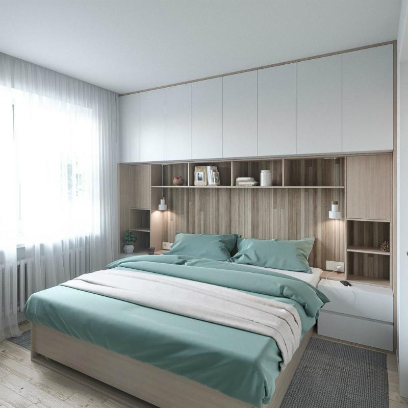Step Inside This Kiev Apartment With A Scandinavian Decor
