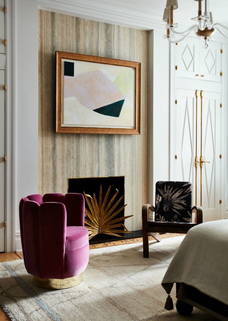 This NYC Apartment Gives Off Incredible Parisian Pied-à-Terre Vibes (7) parisian pied-à-terre This NYC Apartment Gives Off Incredible Parisian Pied-à-Terre Vibes This NYC Apartment Gives Off Incredible Parisian Pied Terre Vibes 7