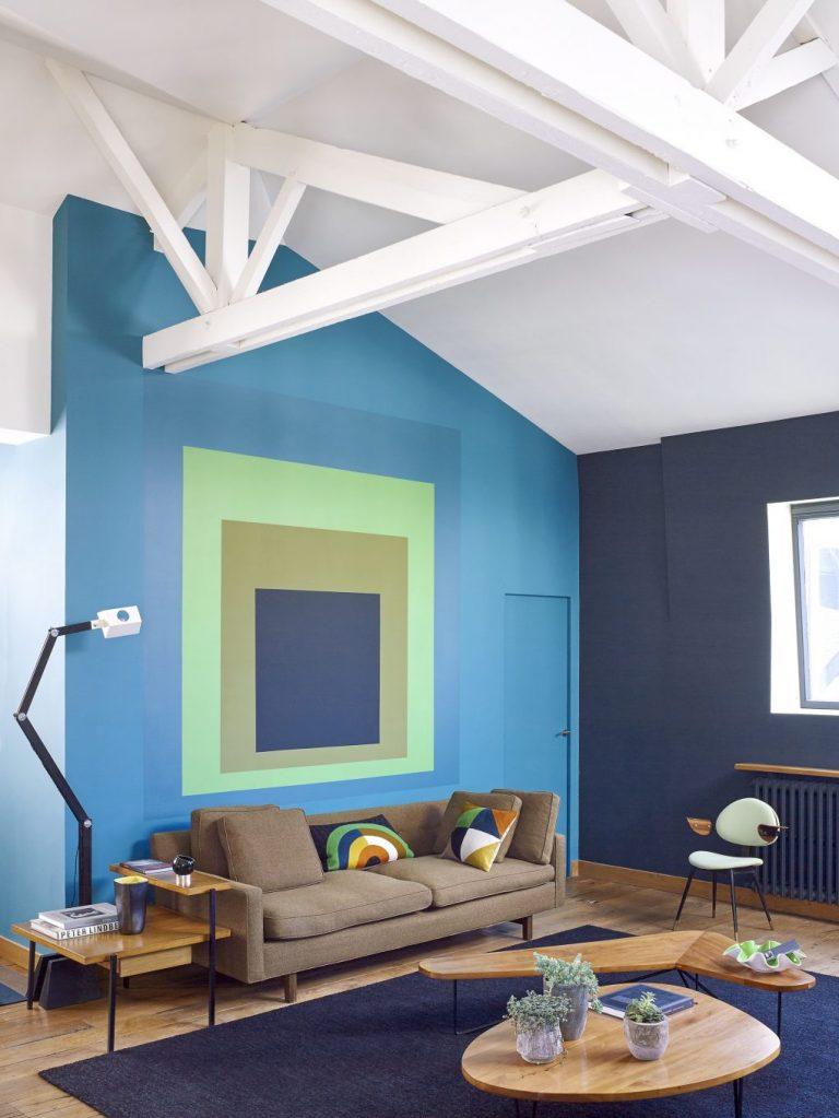 Tour a Vintage Loft Designed by Florence Lopez