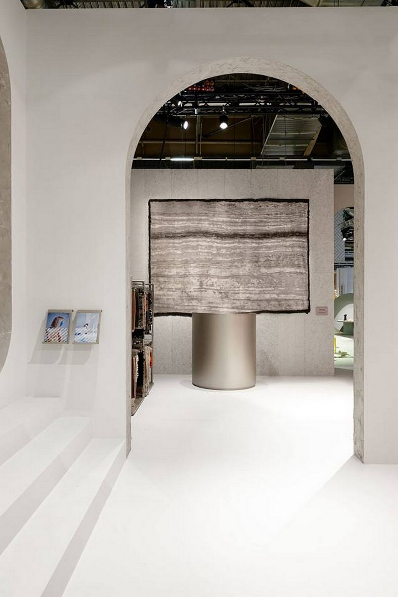 CC-Tapis Introduces New Limited Edition Rug by Jean-Marie Massaud 1