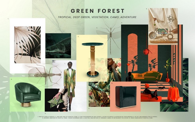 Discover a Series of Awe-Inspiring Moodboards with Spring Trends 2019 8 spring trends 2019 Discover a Series of Awe-Inspiring Moodboards with Spring Trends 2019 Discover a Series of Awe Inspiring Moodboards with Spring Trends 2019 8