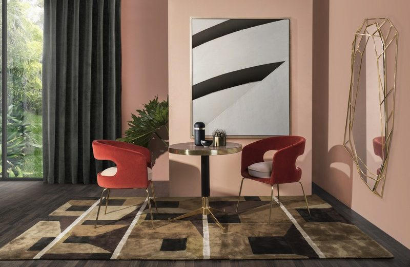 Interior Design Tips Two Moodboards Inspired by the Mid-Century Style 2