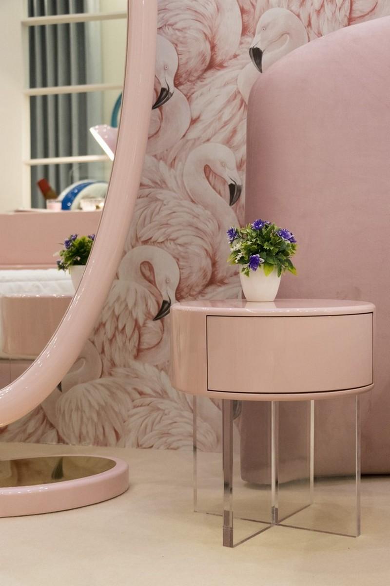 Kids Interior Design Trends - Meet the New Soft Pink Cloud Room ➤ #covetedmagazine #interiordesign #homedecor #thebestofmom #maisonetobjet2019 #designtrends #covetawards #luxurybrands #pantone #livingcoral ➤ www.covetedition.com ➤ @covetedmagazine @bocadolobo @delightfulll @brabbu @essentialhomeeu @circudesign @mvalentinabath @luxxu @covethouse_ @rug_society @pullcast_jewelryhardware @byfoogo