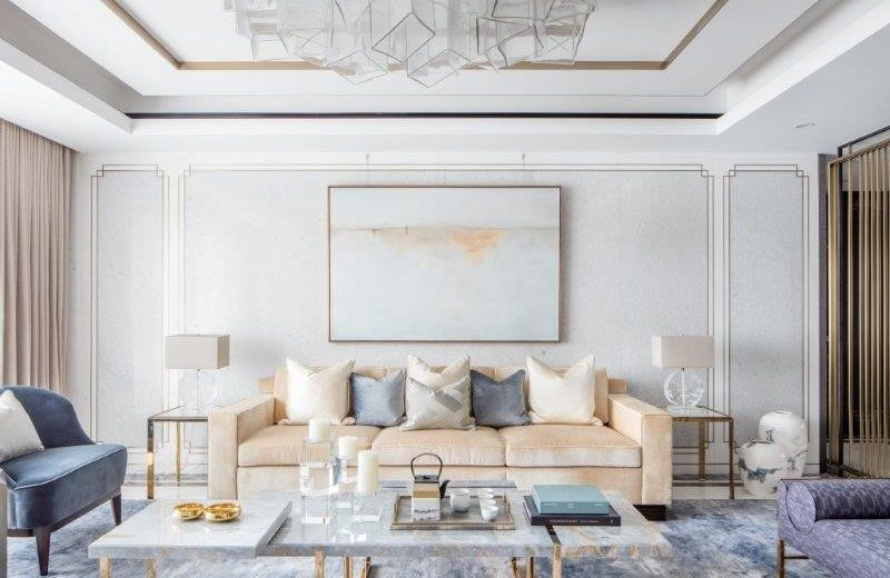 Look at HBA Residential's Latest Interior Design Project in Beijing 4