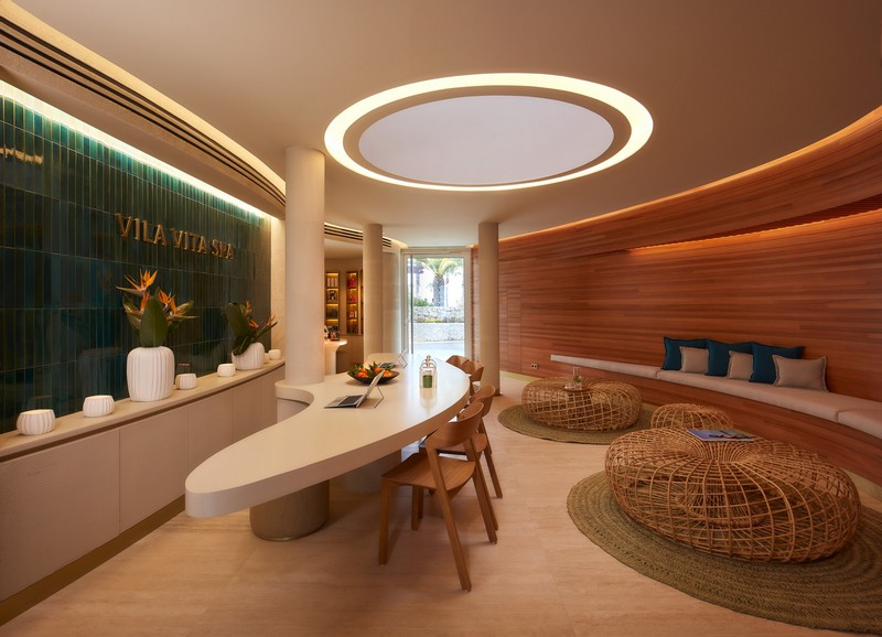 Step Inside The New Spa By Sisley At Vila Vita Parc
