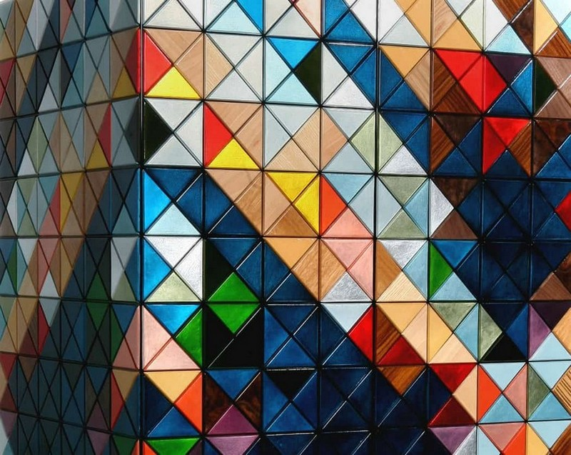 Interior Design Tips: Learn More About The Geometric Moodboard