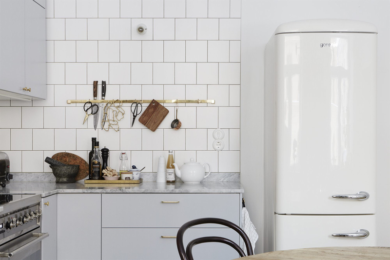 How to Make a Small Kitchen Look Sophisticated