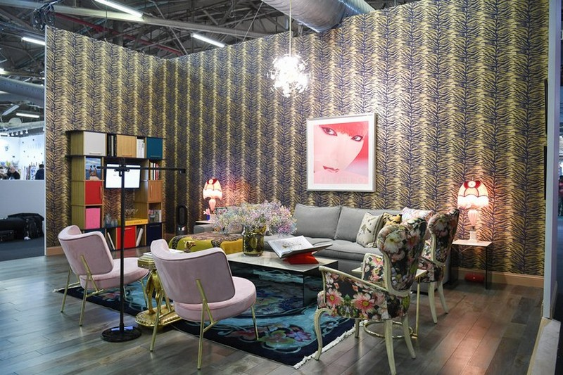 AD Design Show 2019: Take A Look At Sasha Bikoff's AD Apartment