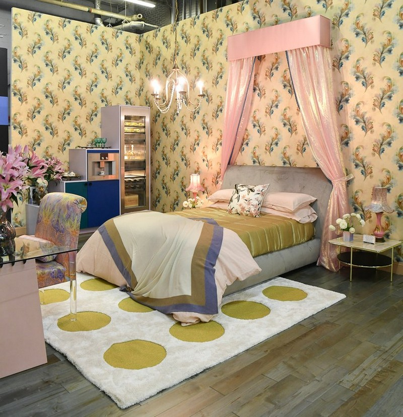 AD Design Show 2019 Take A Look At Sasha Bikoff's AD Apartment