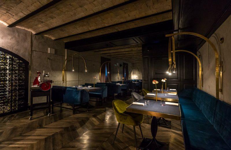 Restaurants We Covet: All'Oro In Rome, Italy