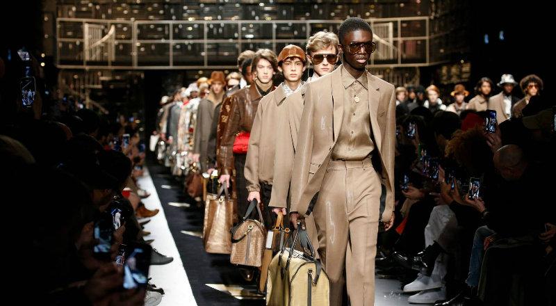 Fashion: Milan Men's Fashion Week Fall/Winter 19/20