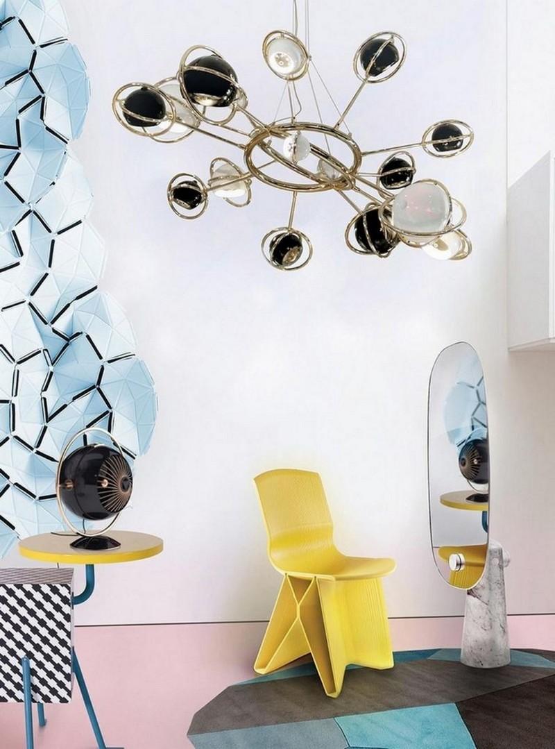 Interior Design Tips Be Futuristic With The Avant-Garde Moodboard