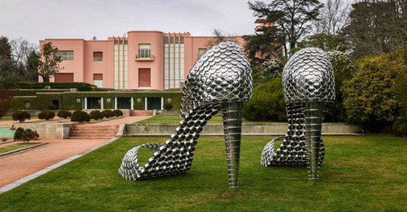 "Joana Vasconcelos Invades Serralves With ""I'm Your Mirror Exhibition"""