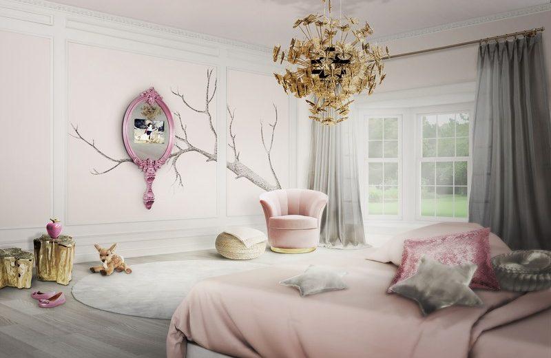 Kids Bedroom Accessories - Meet the Magical Mirror