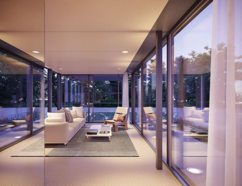 Outdoor Inspiration from Kettal_ VDL Penthouse