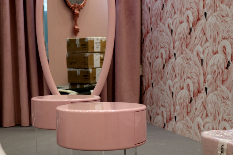 Behind The Scenes of Salone del Mobile 2019