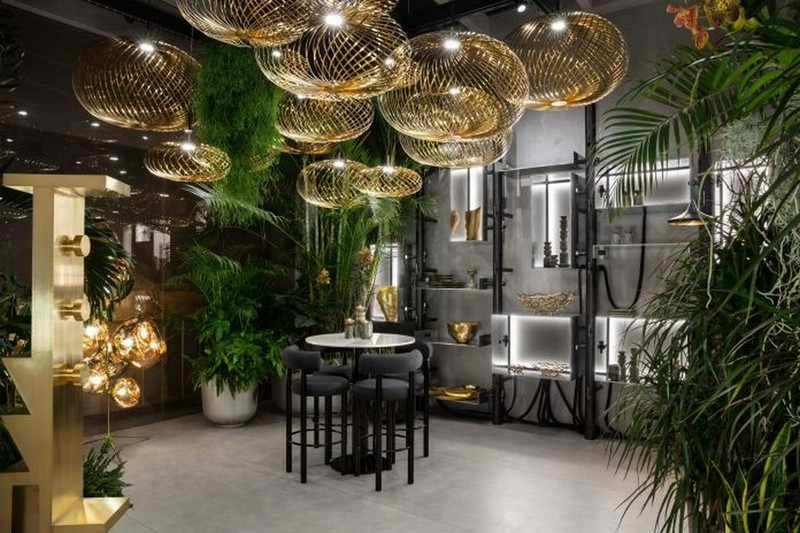 Tom Dixon Opened The Manzoni Restaurant At Milan Design Week 2019