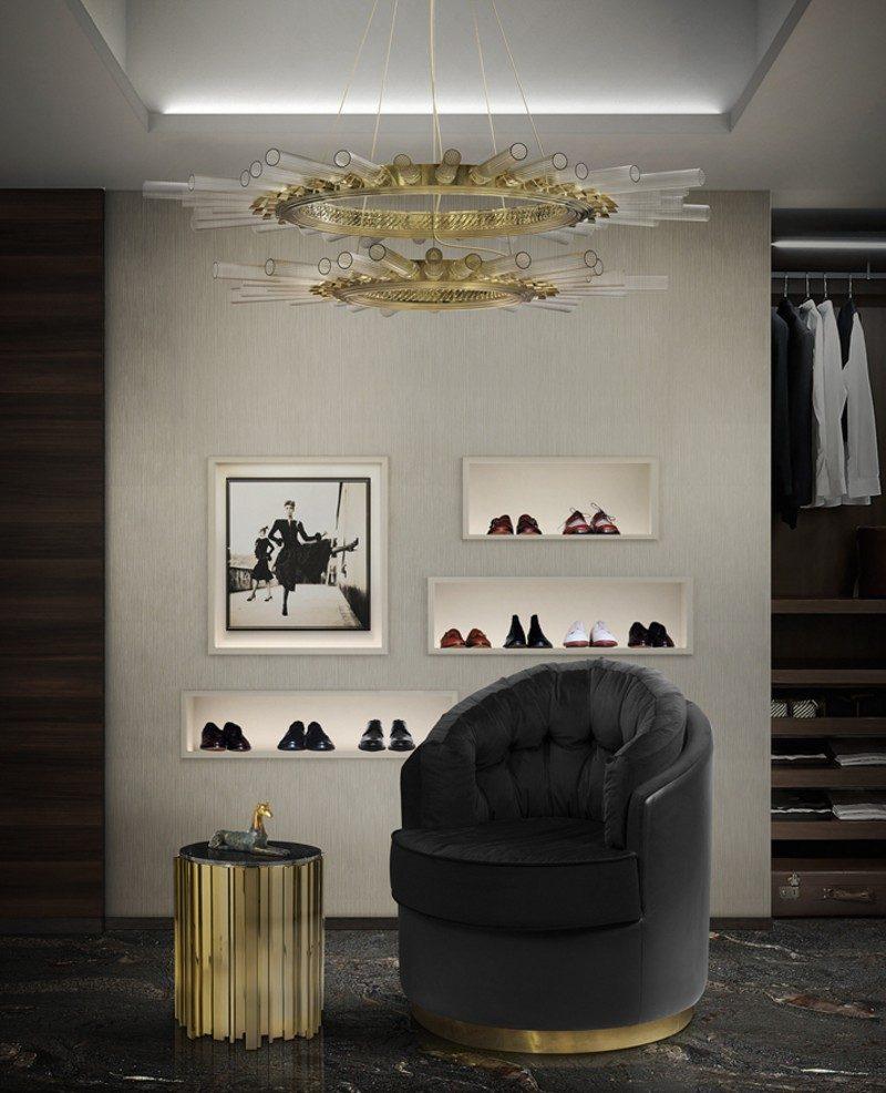 Fringing And Velvet Interior Design Inspirations