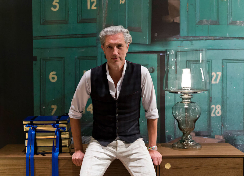 ovetED's Exclusive Interview with Marcel Wanders