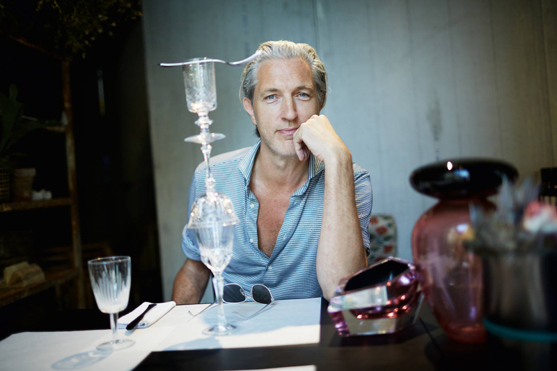 CovetED's Exclusive Interview with Marcel Wanders