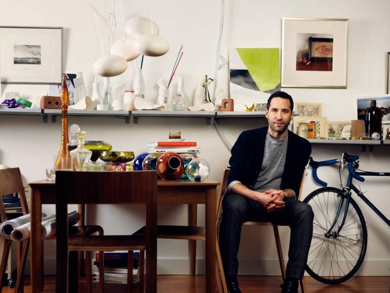 Designer, Sculptor & Overall Artistic Genius_ Omer Arbel