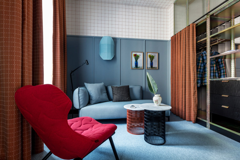 Vintage Bedroom Design Inspiration by Patricia Urquiola