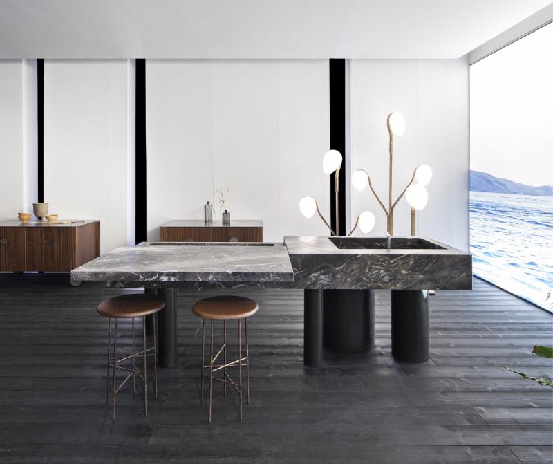Kitchen Inspiration_ New Minimalistic Designs by Exteta