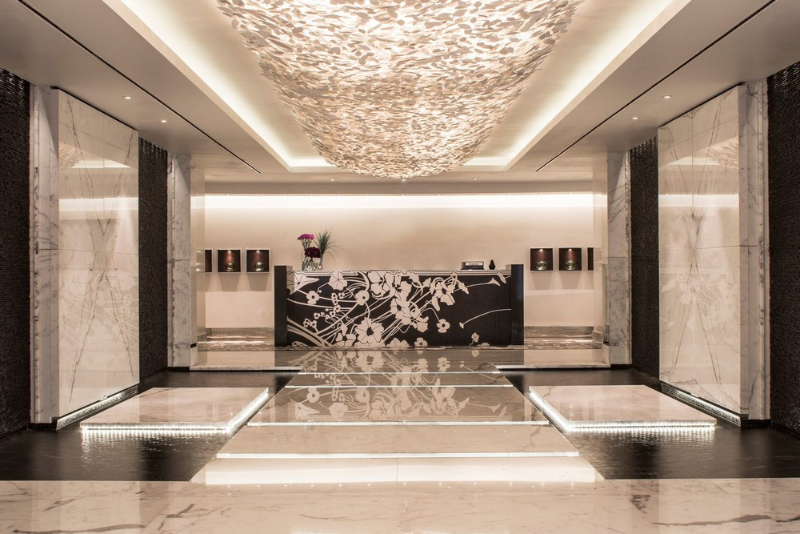 Luxury Spa Design Projects Created By Studio Apostoli