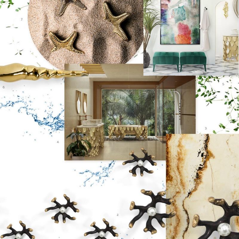 Home Decor Ideias Bespoke Hardware For Your Beach House Bathroom