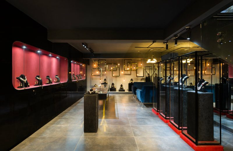 Discover The Most Recent Project 'Swarn Jewellers' by Studio Ardete