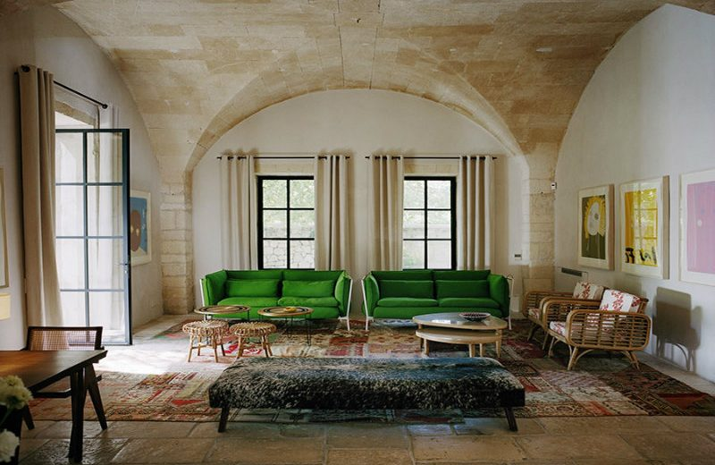 Get Inspired By The Best Interior Design Projects by India Mahdavi