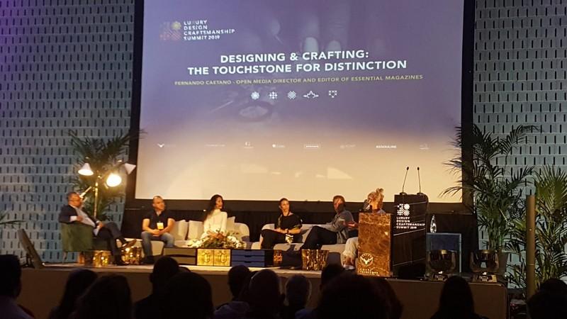 Luxury Design & Craftsmanship Summit 2019 Day 2