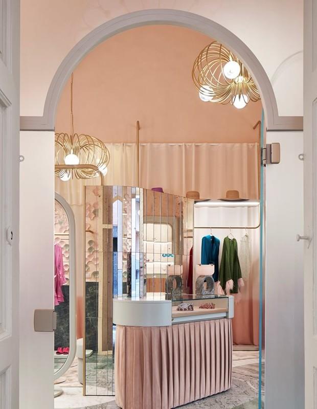 Inside The Pink Closet Boutique by Cristina Celestino