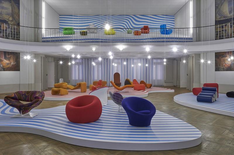 Nouvelles Vagues: check out India Mahdavi's latest exhibition
