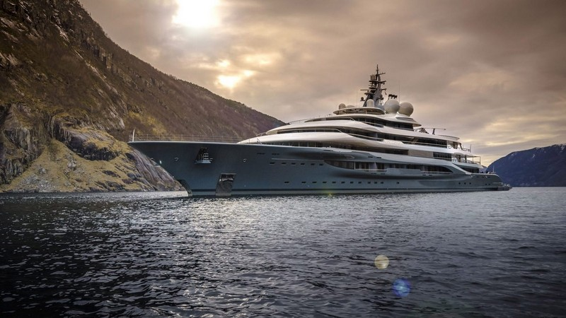 10 Most Stunning Superyachts Owned By Celebrities Pt. I