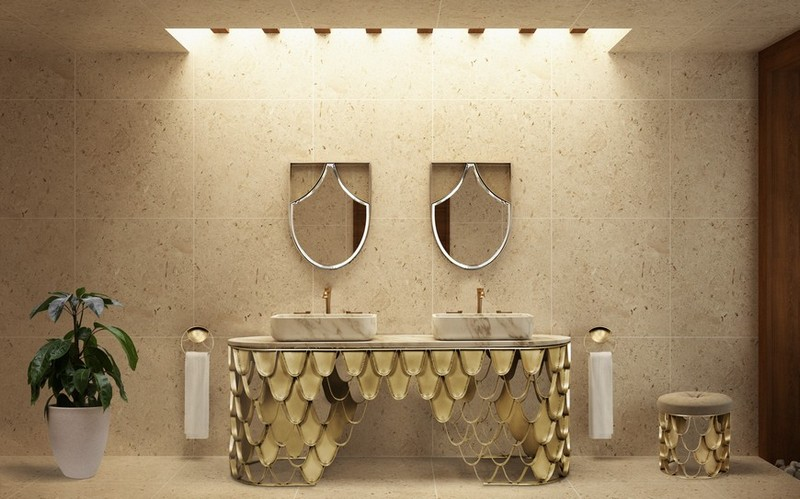 Be Inspired by These 7 Stunning Vanities to Elevate Your Bathroom Decor