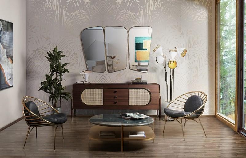 Discover The Modern Retro Trend and Transform Your Interior Design