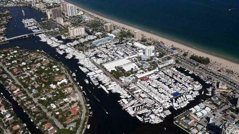 Everything You Need to Known About The Fort Lauderdale International Boat Show 2019