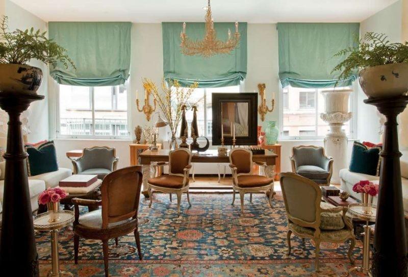 Robert Couturier an Experimenteur on Traditional Design Landscape