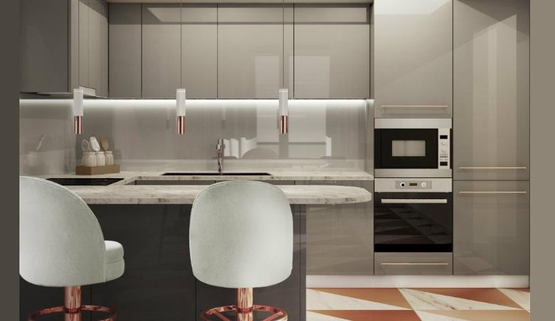 5 Unique Lamps To Bring a New Shine Into Your Kitchen Interior Decor1