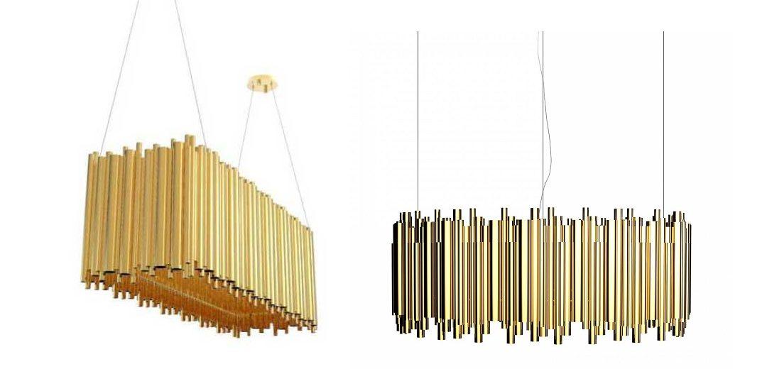 5 Unique Lamps To Bring a New Shine Into Your Kitchen Interior Decor2