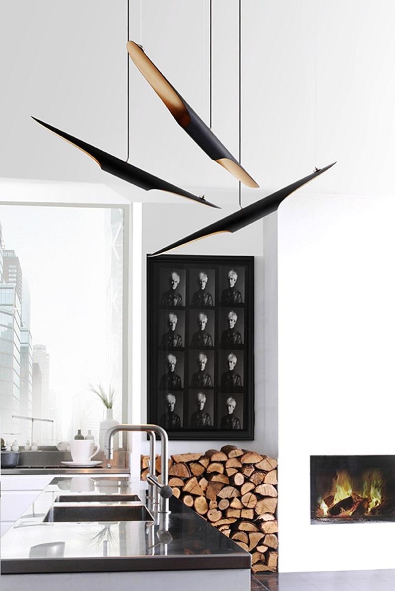 5 Unique Lamps To Bring a New Shine Into Your Kitchen Interior Decor 6