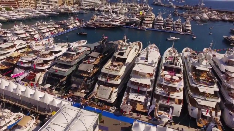 Here's an Essential Guide for the Monaco Yacht Show 2019