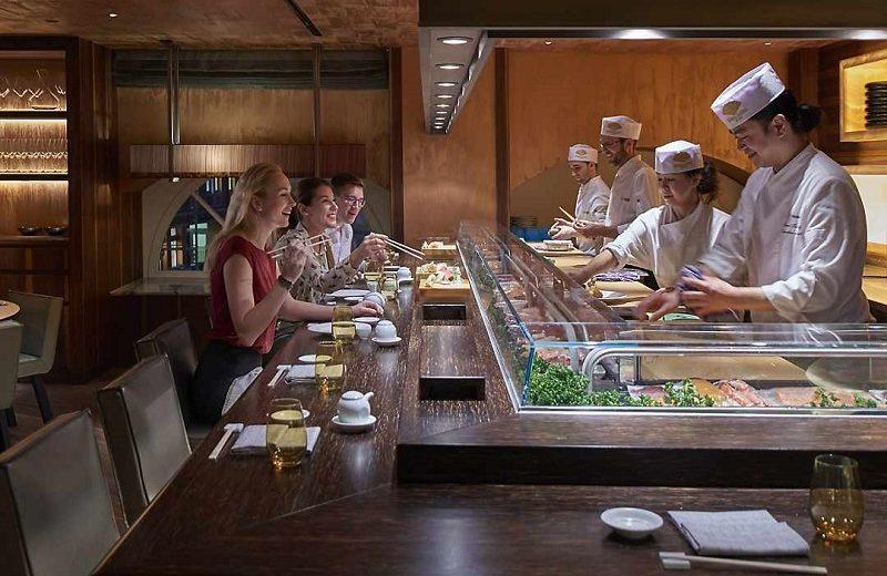 RESTAURANTS WE COVET: Enjoy Japanese-Peruvian Food at Matsuhisa Munich