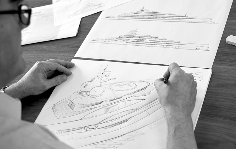 4 Impressive Superyacht Projects From Gresham Yacht Design 1